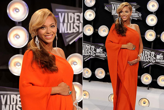 Beyonce Knowles Pregnant with First Child