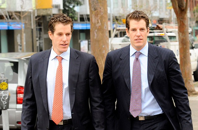 Saturn Returns of the Winklevoss Twins