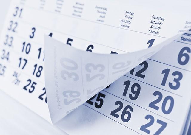 Saturn Return Dates