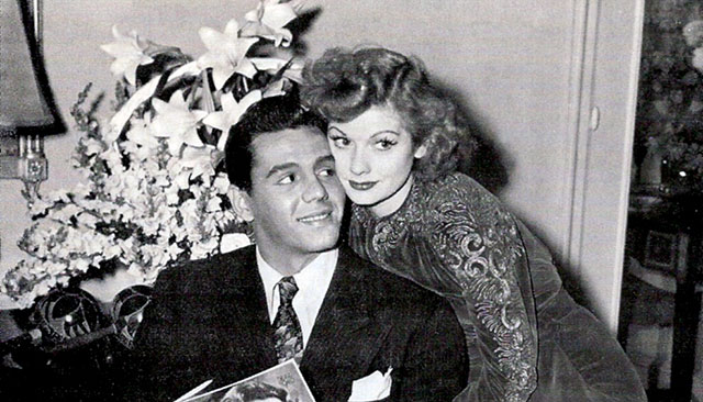 Lucille Ball's Saturn Return: Even Saturn Loves Lucy!